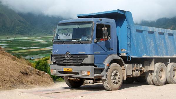 باسکول-کامیون-کش