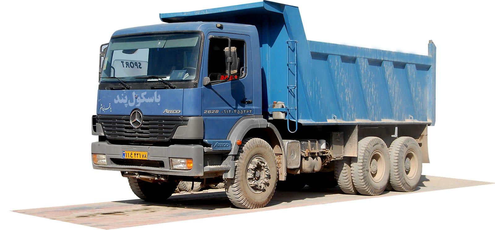 کامیون-کش۲