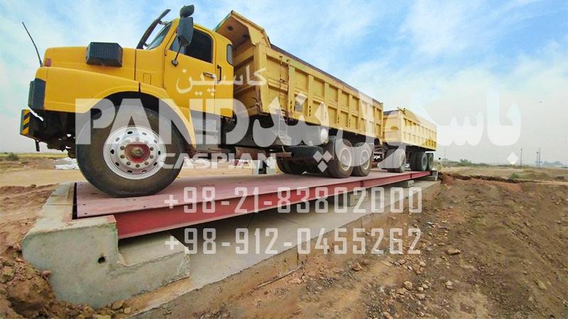 ميزان بسكول - شاحنة مقياس الميزان 6