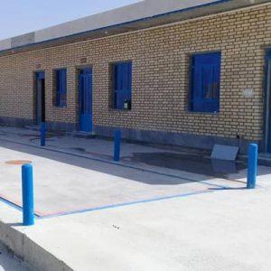 نصب الکترونیک باسکول جاده ای ۶۰ تنی تریلی کش در استان خوزستان شهرستان رامهرمز